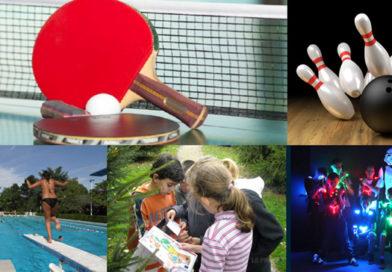 Stage ping et multi-activités – Juillet 2019