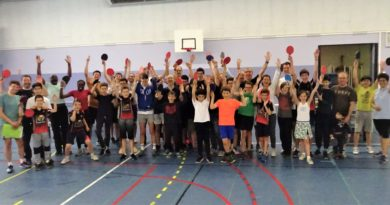 Reprise des entrainements enfants et jeunes le 16 Décembre…!